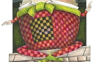 John Vernon Lord: Alice Through the Looking Glass