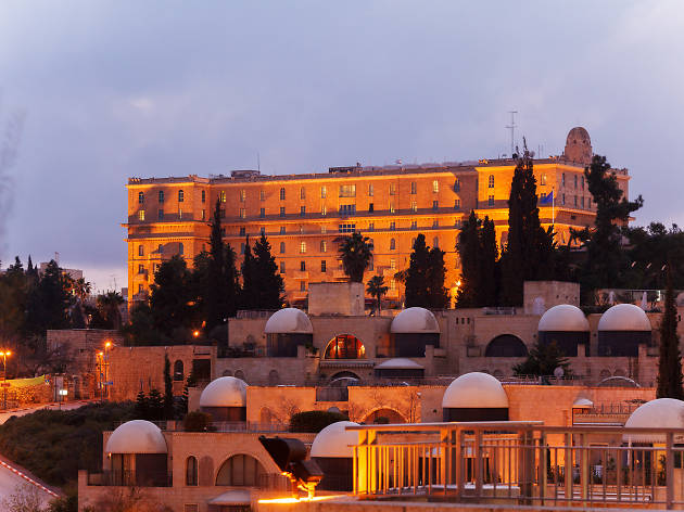 Les meilleurs hôtels de Jérusalem
