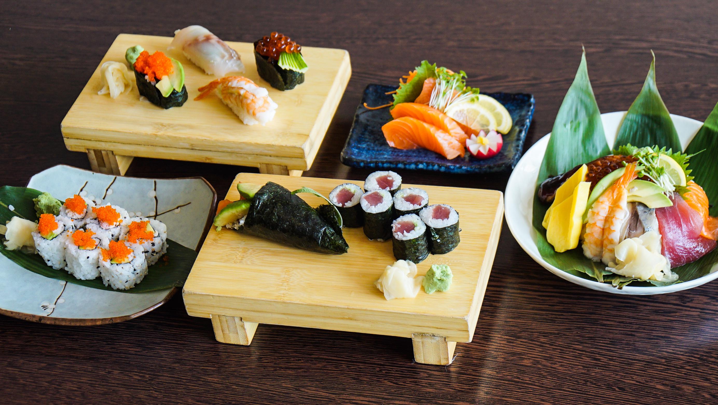 Hasu Sushi