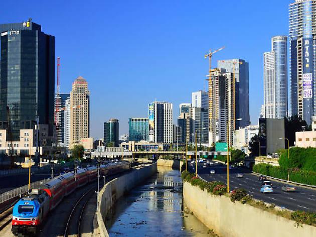 Cinq week-ends inoubliables, en train (au départ de Tel-Aviv)