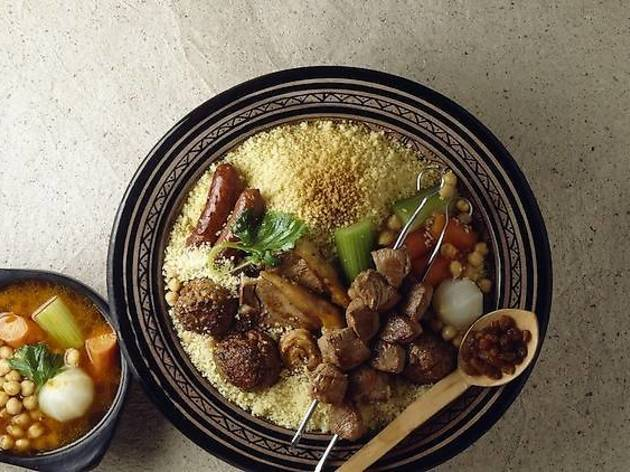 Where to find the best couscous in Paris