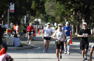 Miami Marathon and Half Marathon