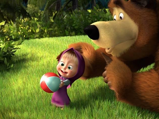 Une chouette série d'animation russe pour enfants à retrouver en salles