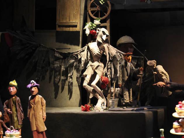Children's theatre in London