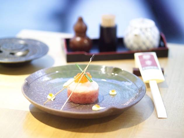 London's best sushi restaurants, chisou