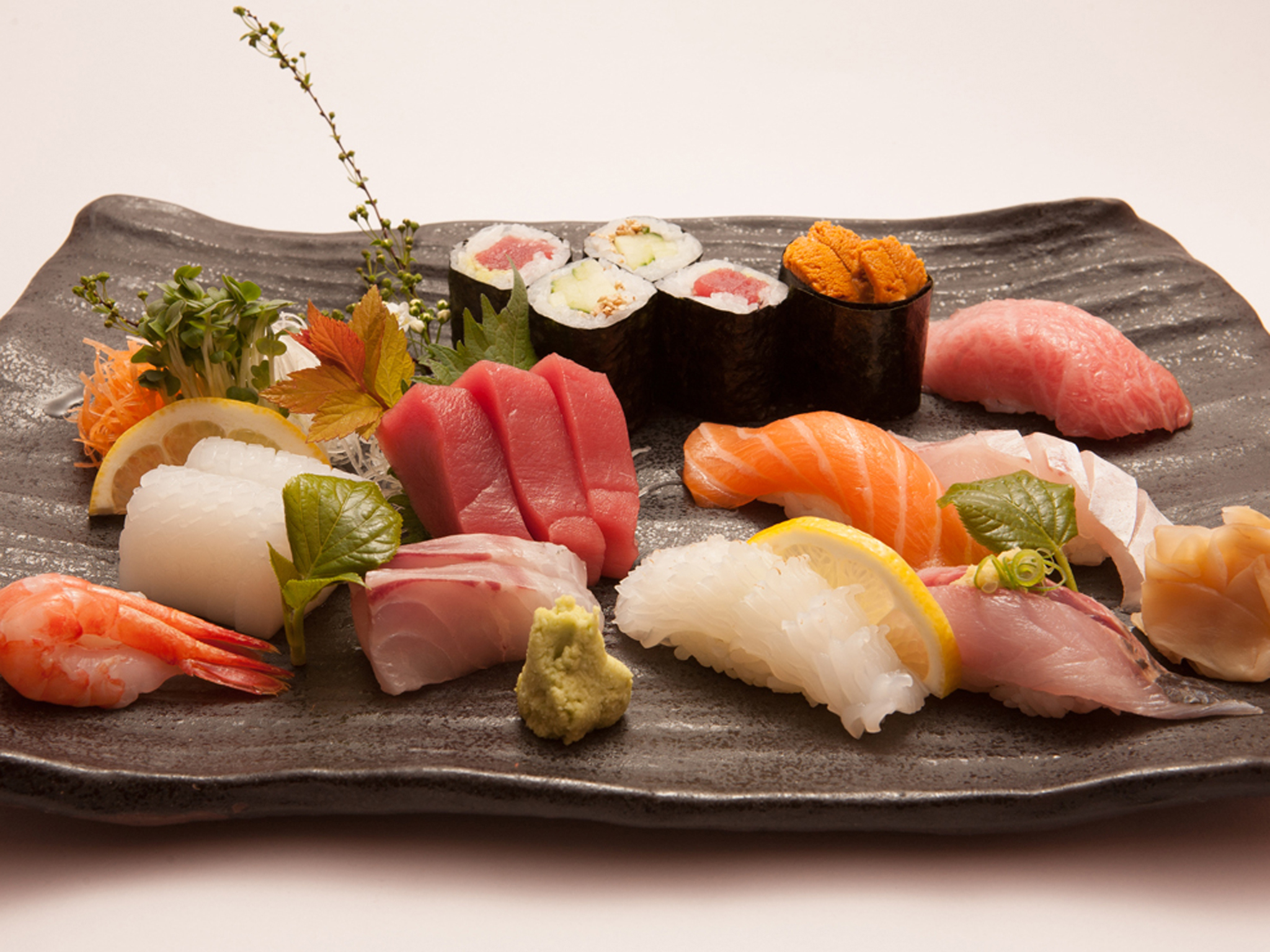 best sushi restaurants in london, ikeda