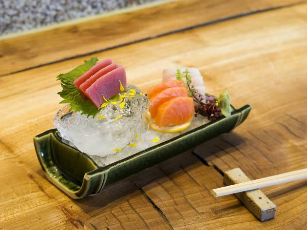 london's best sushi restaurants, roka