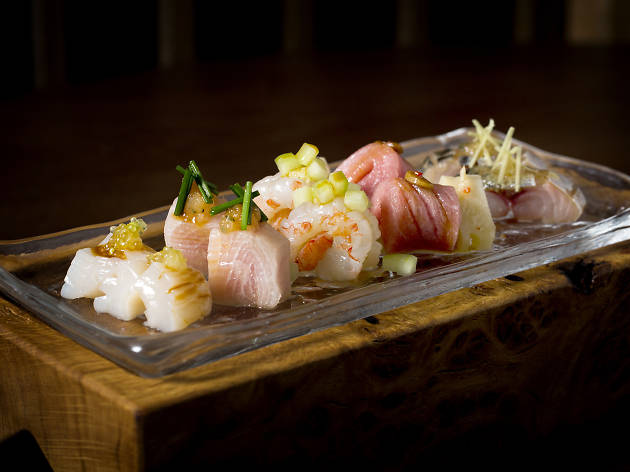 best sushi restaurants in london, sosharu