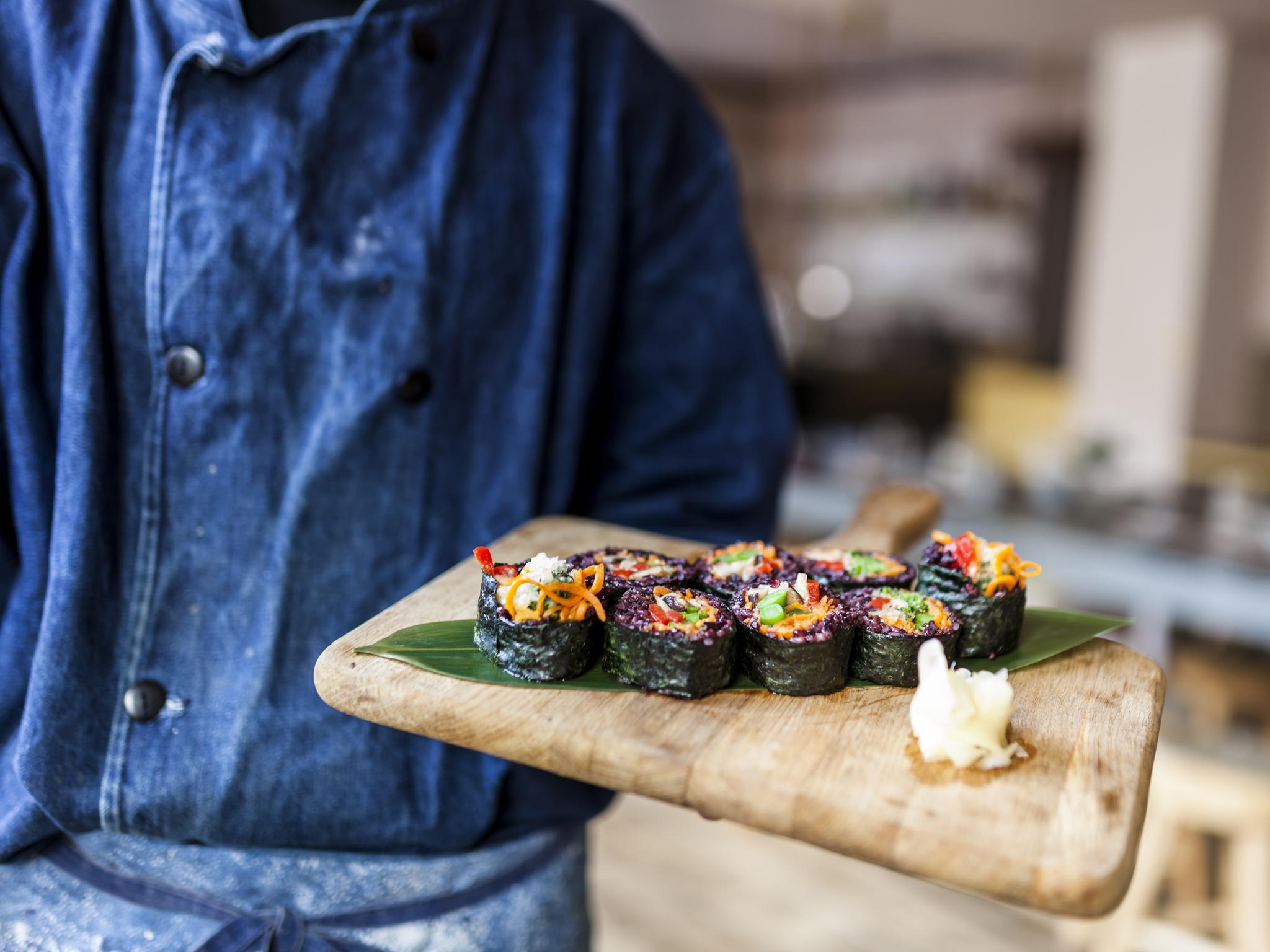 best sushi restaurants in london, uchi