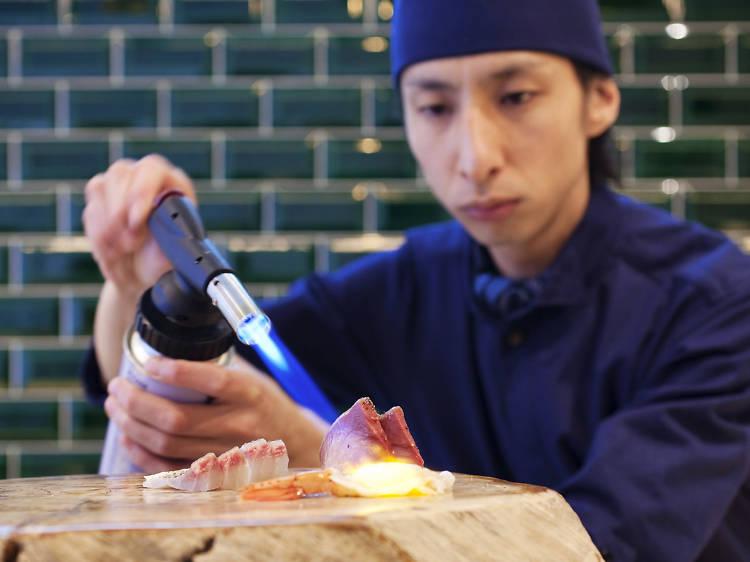 Yashin Sushi Bar