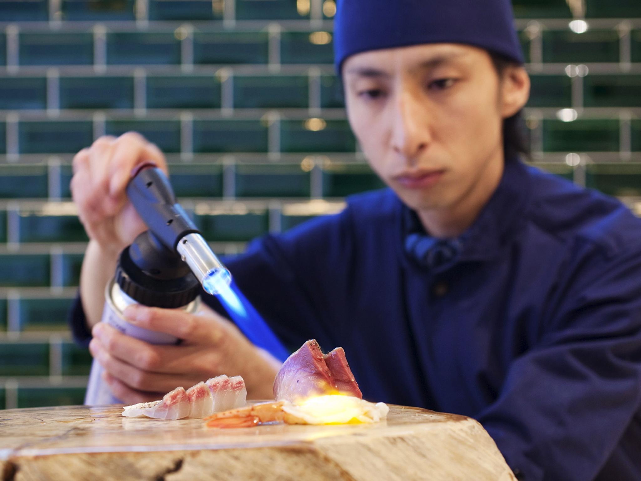 best sushi restaurants in london, yashin
