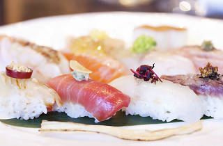 London's best sushi restaurants, yashin