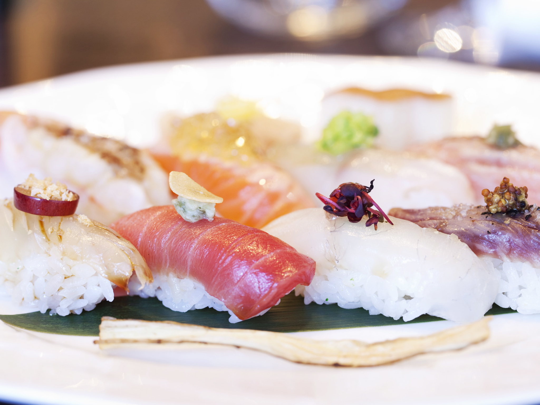 London's best sushi restaurants