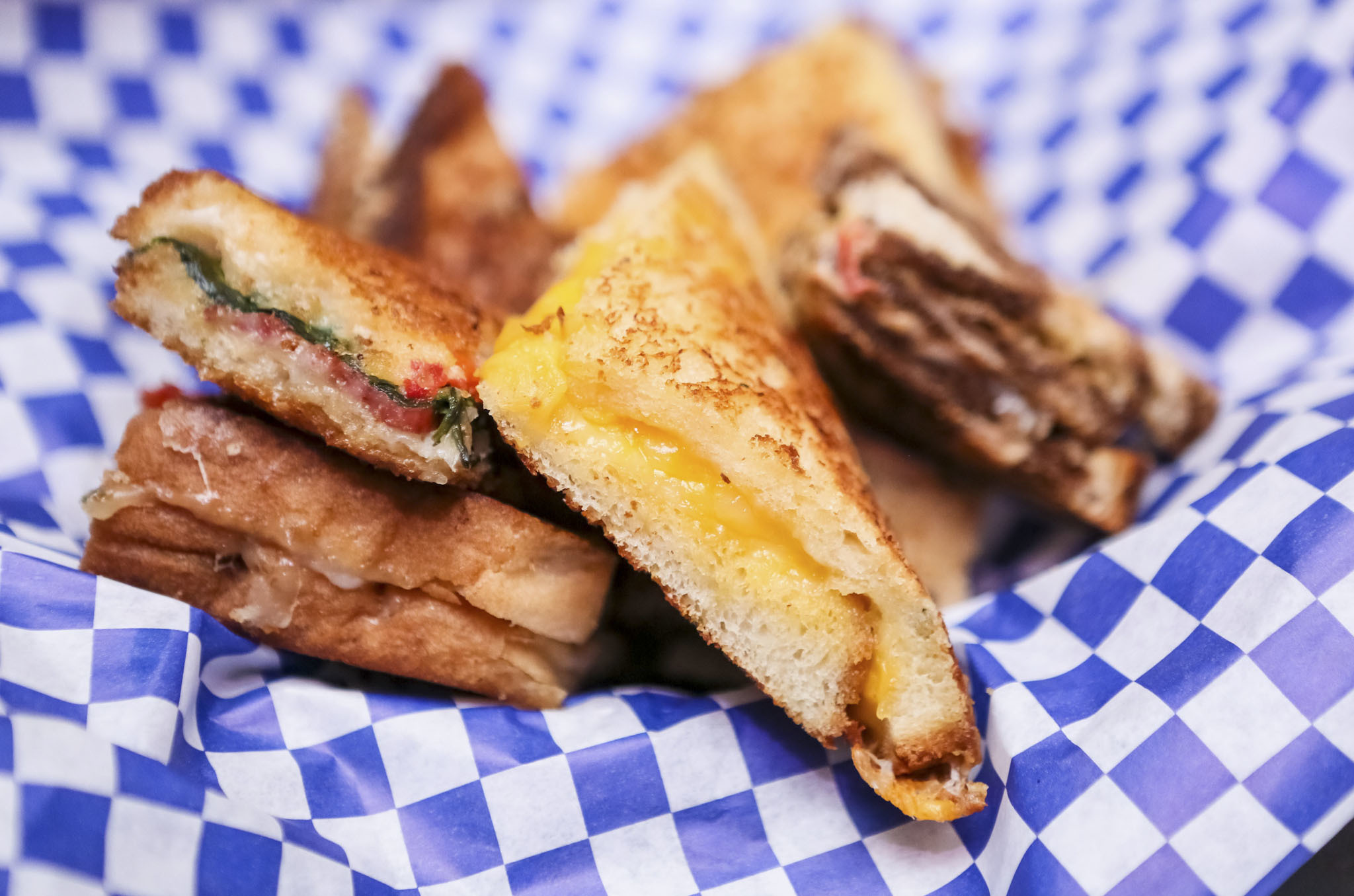 We crowned the best grilled cheese in Chicago
