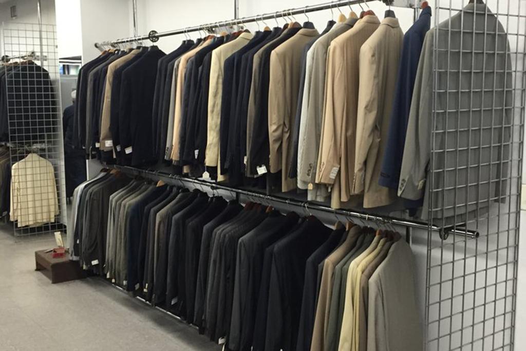 LS Men's Clothing