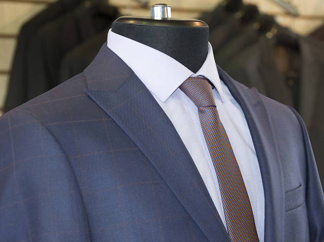 The best places to get custom suits in NYC