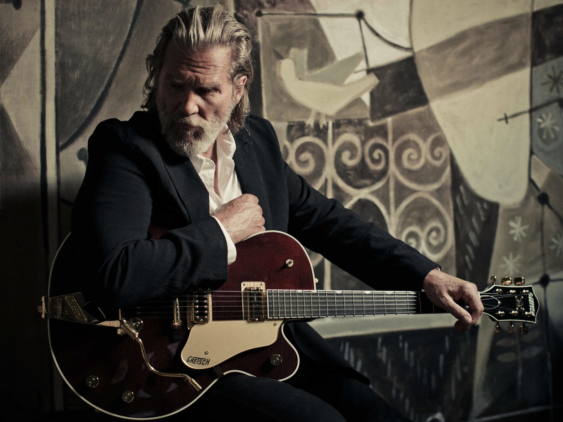 Jeff Bridges and The Abiders, de Jeff Bridges