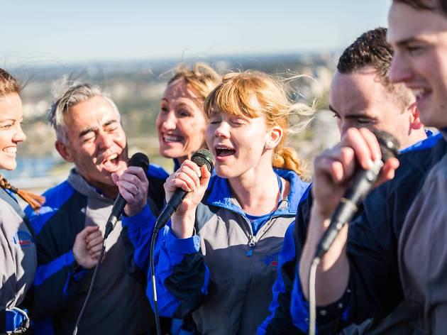 Win a double pass to the Karaoke Climb