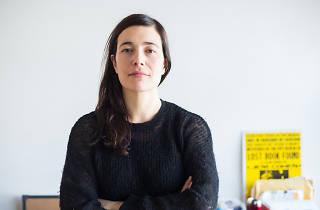 Eva Sangiorgi directora de FICUNAM