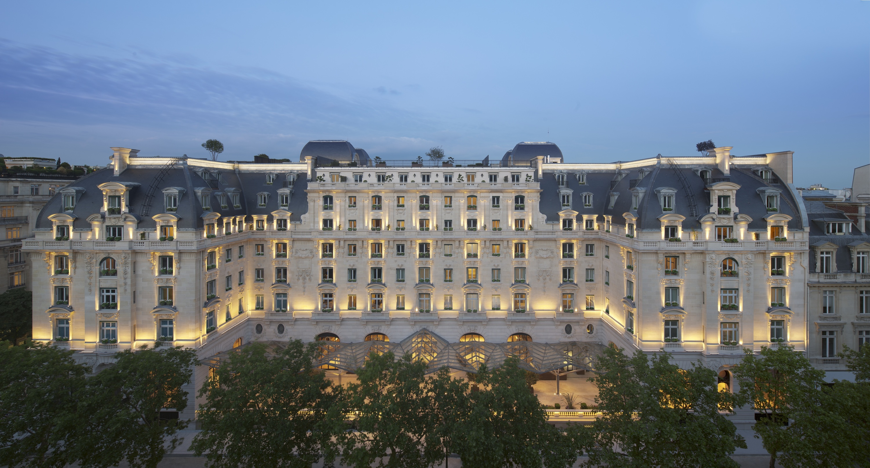 25 Best Luxury Hotels In Paris Time Out Where To Stay In Paris