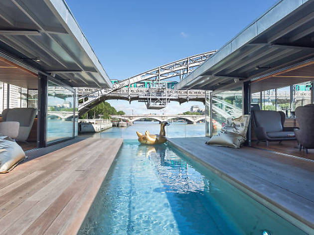 Hôtel Off Paris Seine
