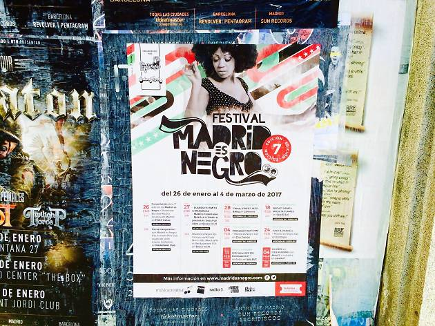Madrid es Negro 2017: presentación del festival