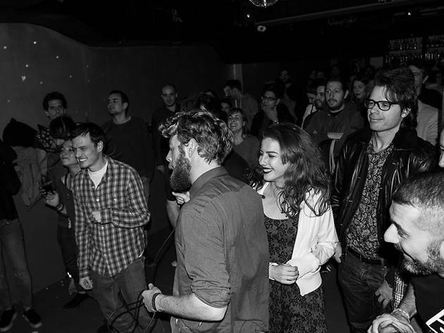 Madrid es Negro 2017: Enlace Funk Dance Party