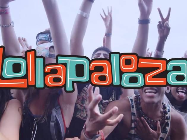 Le colossal festival Lollapalooza débarque à Paris