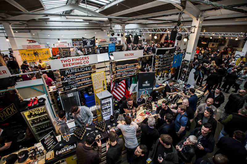 Free tickets and exclusive tasting at Craft Beer Rising