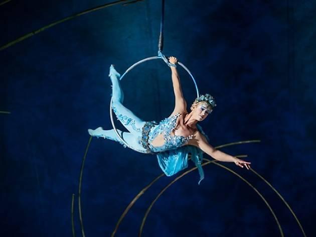 Cirque du Soleil's 'Amaluna'