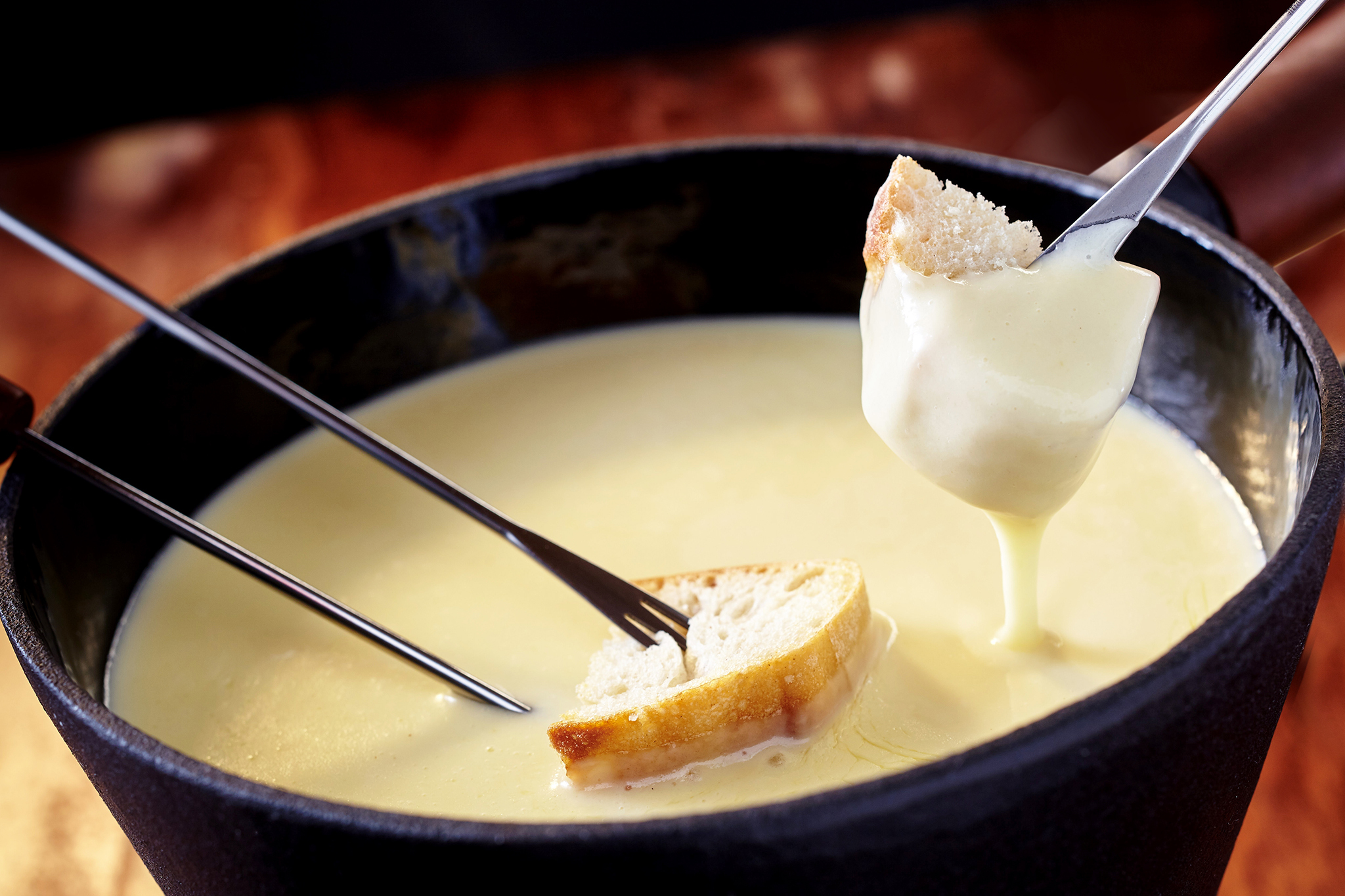 The best fondue in NYC