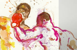 Muhammad Ali, LeRoy Neiman, and the Art of Boxing