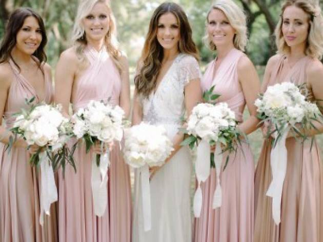 Find The Best Bridesmaid Dresses In L A