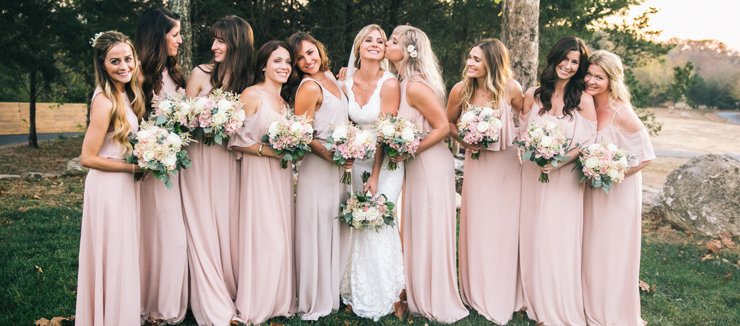 Best Stores for Bridesmaid Dresses