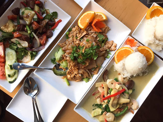 The best Thai food in Boston