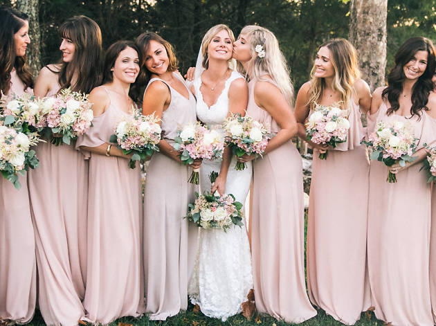 Where To For The Best Bridesmaid Dresses In L A
