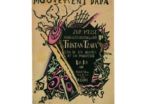 Dada Zúrich (Marcel Janco & Tristan Tzara Foto: Cortesía Estancia FEMSA)