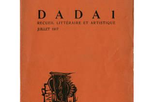 Dada Zúrich (Dada: Recueil littéraire et artistique Foto: Cortesía Estancia FEMSA)