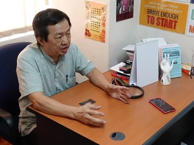 Master Khor - Palmist in Singapore City, Singapore.
