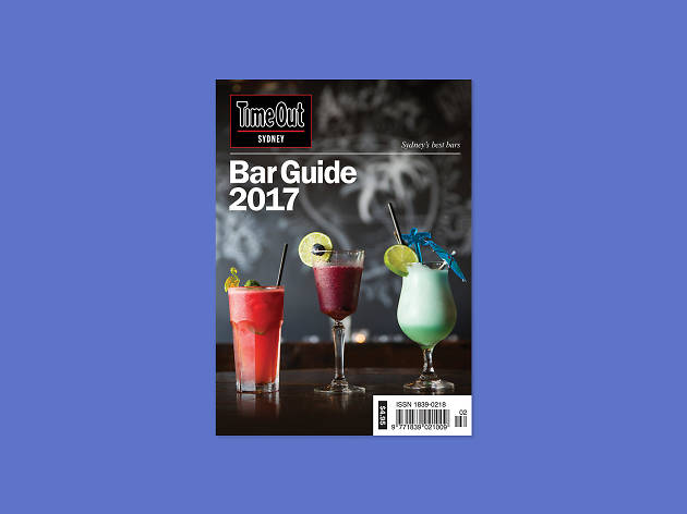 TOS bar guide 2017 cover