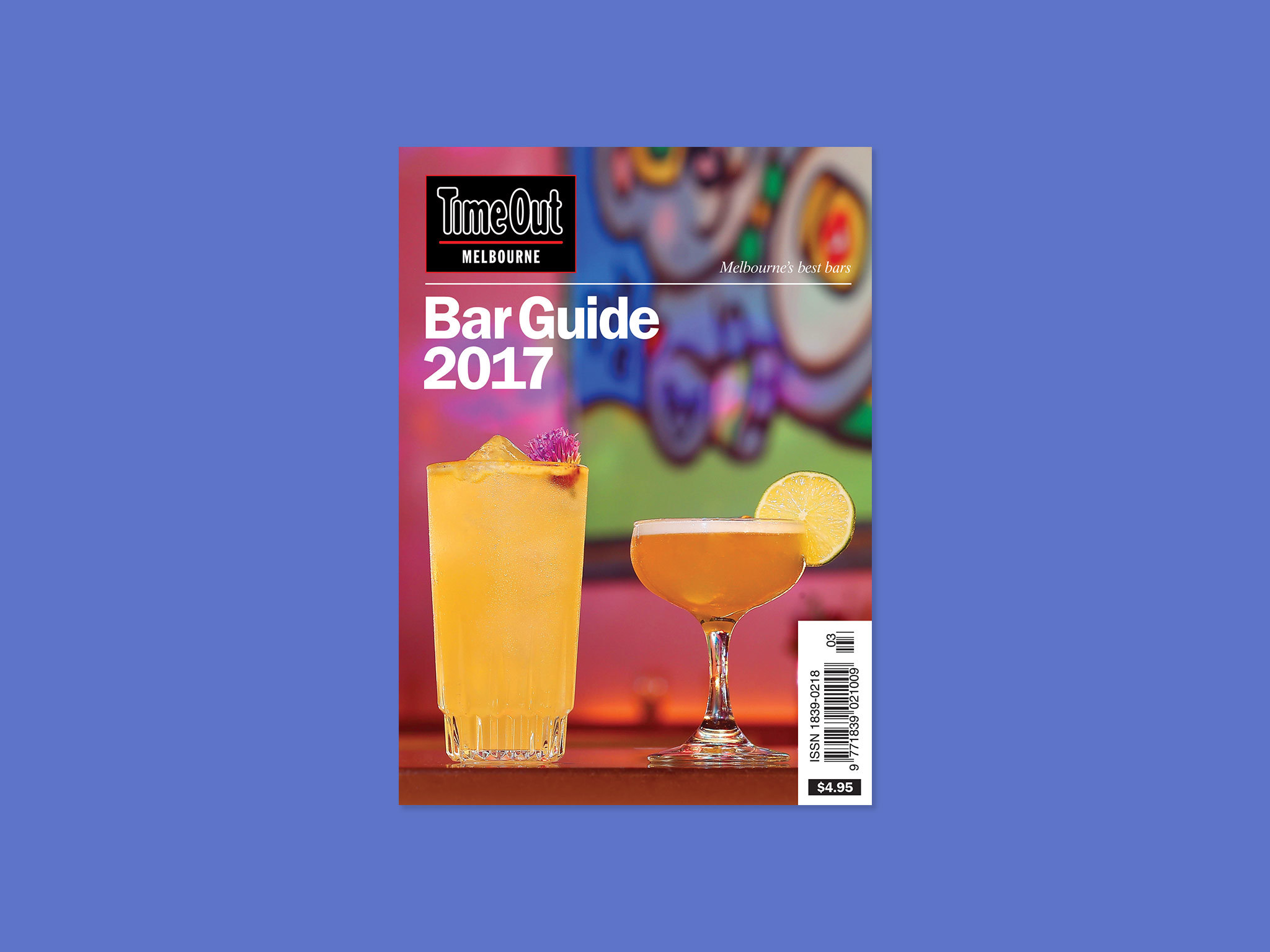 Time Out Melbourne Bar Guide 2017