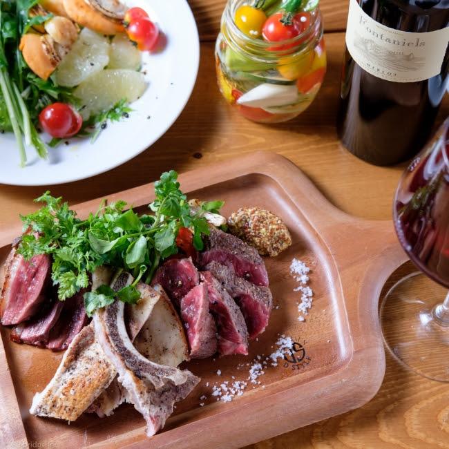 がぶ飲みワインと肉 千住MEAT