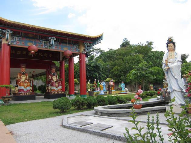 Sien See Sze Ya temple, Pekan Sungai Besi