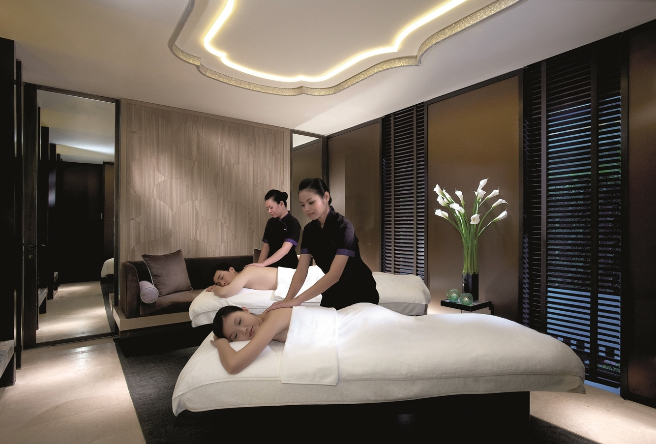 The 7 most romantic spas in singapore for Best spa for couples