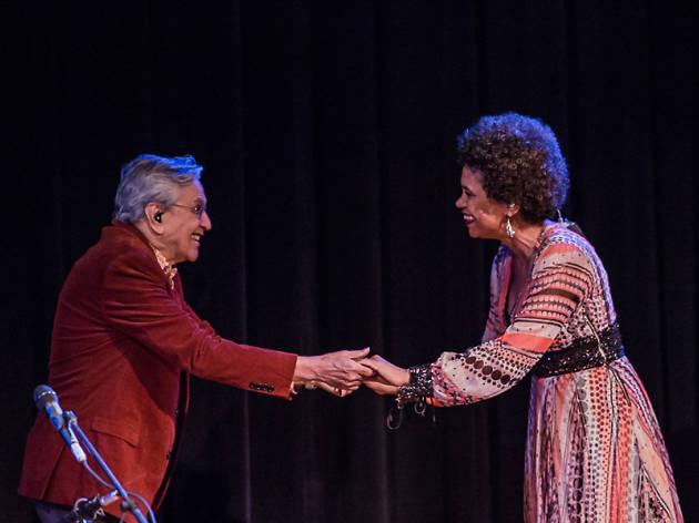 Caetano Veloso & Teresa Cristina