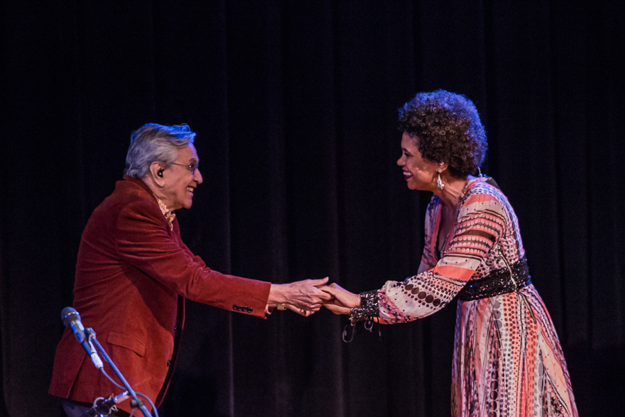 Guitar BCN 2017: Caetano Veloso presents Teresa Cristina