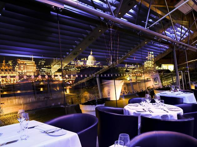 south bank restaurants, oxo tower