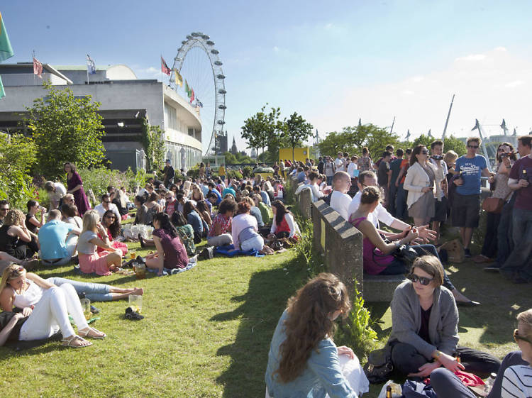 Great things to do, see and eat on the South Bank