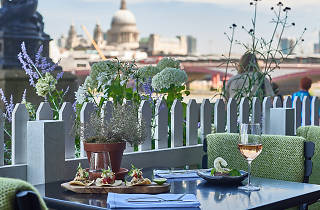 south bank restaurants, sea containers