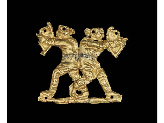 Treasures of the Scythians